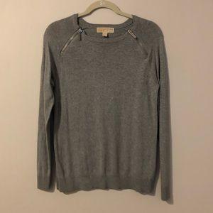 Michael Kors Gray Sweater